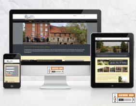Old Mill Hotel website