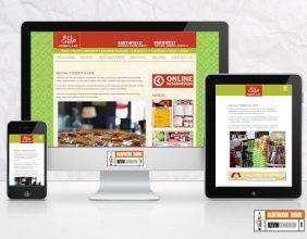 Bel Cibo Pizzeria Website