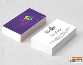 Club Chadorli Business Card