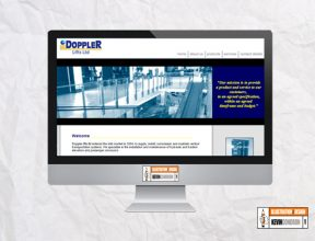 Doppler Lifts Website