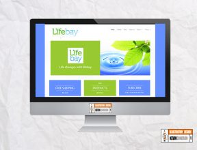 LifeBay.eu website