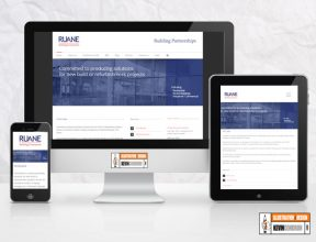 RUANE Building website