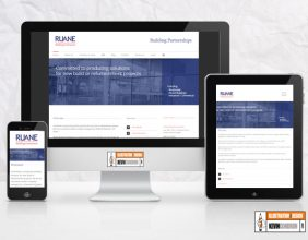RUANE Building website