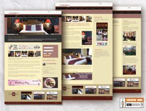 Castle Hotel website