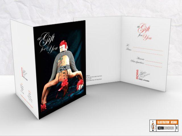 Boss Yoga Studios Gift Card