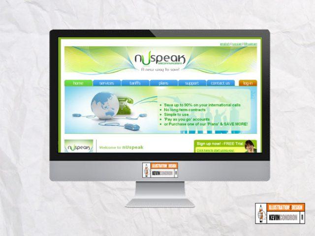 NuSpeak website