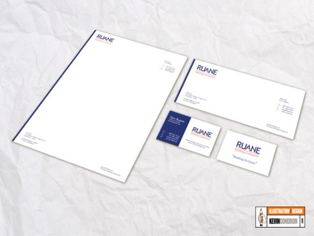 RUANE stationary design