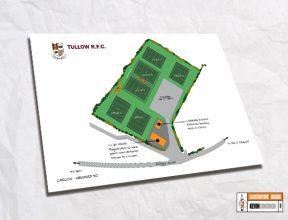 Tullow RFC Map