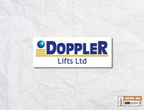 Doppler Logo Animation