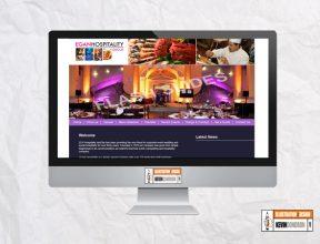 Egan Hospitality website