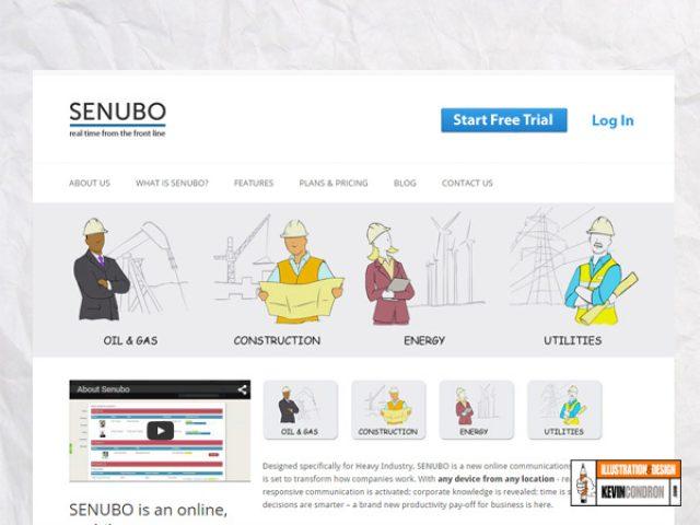 Website sample 1