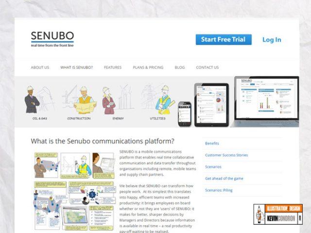 Website sample 2