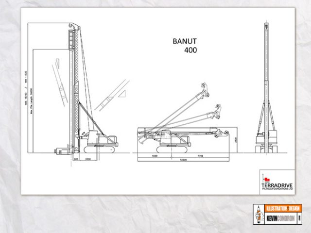 Piling Rig 1
