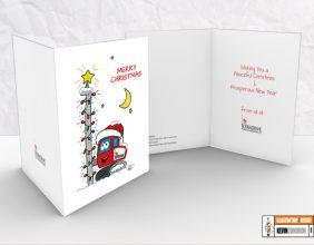 Terradrive Christmas card 2015