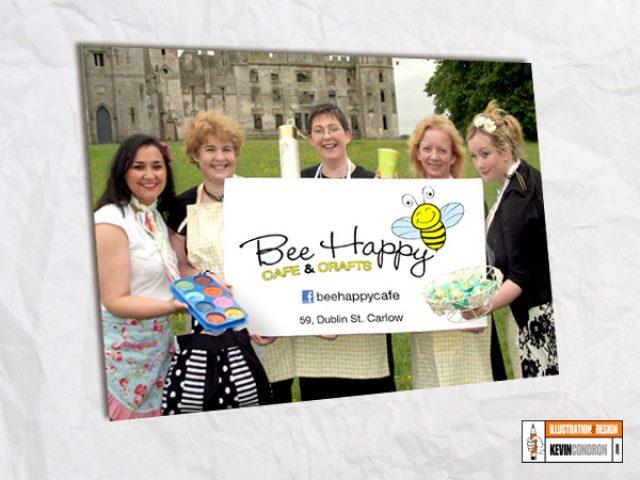 Bee Happy – image