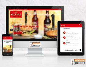 Bel Cibo Website