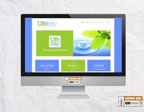 LifeBay.eu website
