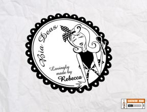Bia Deas Stamp