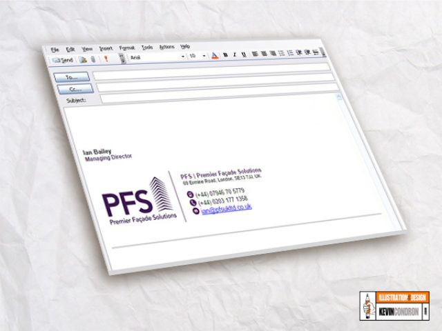 PFS Email Signature
