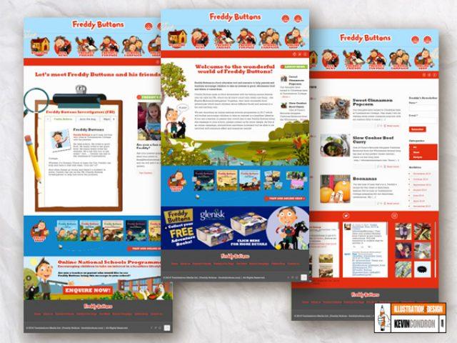 Webpage desogn