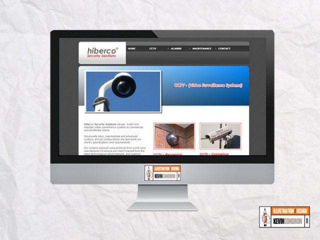 Hiberco Security website