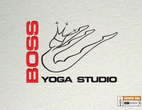 Boss Yoga Studios Logo