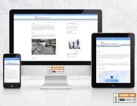 OC Bicycle & Baby website