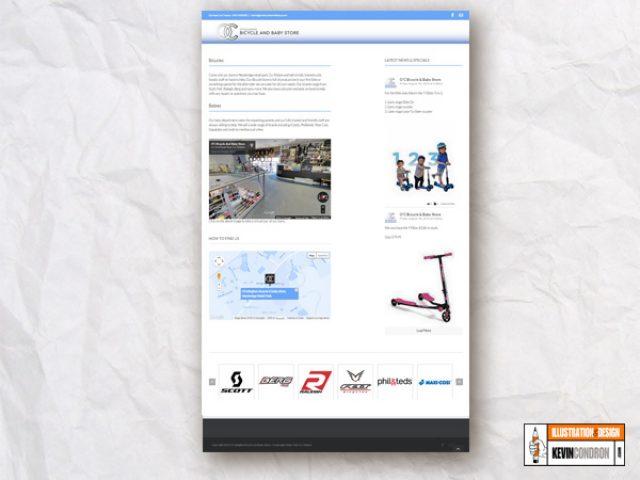 Webpage layouts