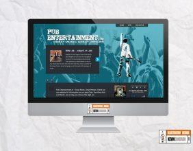 PubEntertainment.ie website