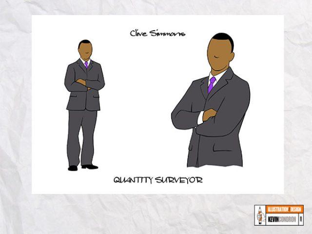 Model Sheet - Character 4